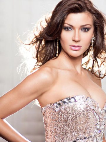 MISS PUERTO RICO TOURISM WORLD III