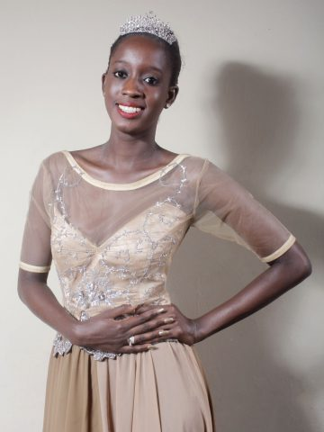 Miss Tourism Gambia 2014