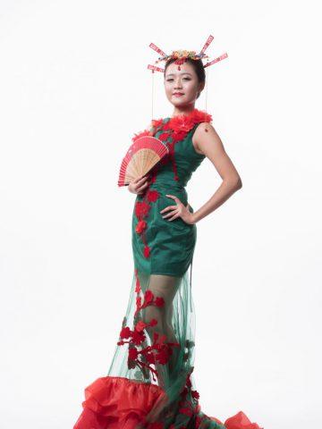 Macau - Nat Costume