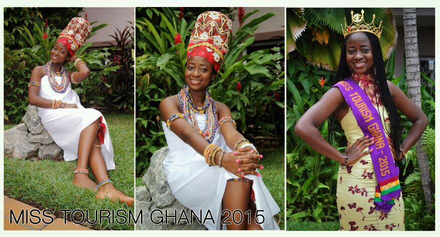Miss Tourism Ghana 2015